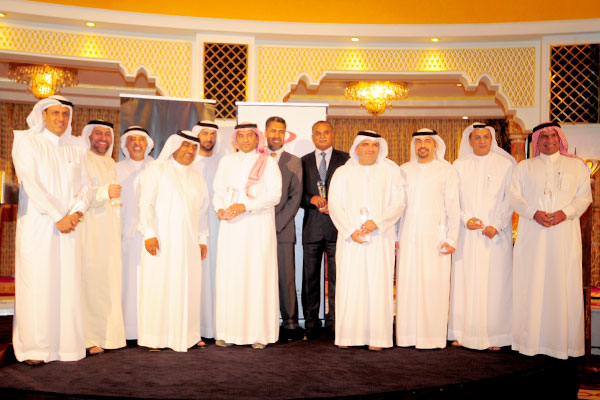 11th Middle East CEO of the year winners