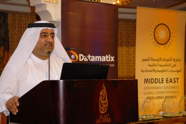 Mr. Ali Al Kamali, Chairman, Middle East Excellence Awards Institute