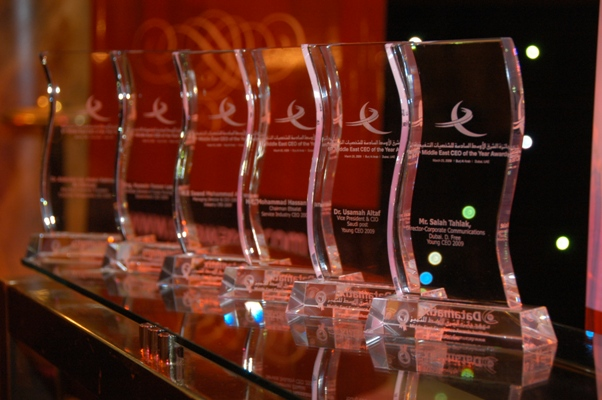 6th Middle East CEO of the Year Awards