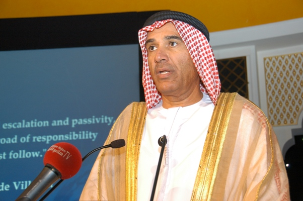 Engr. Hussain Nasser Lootah, Director General of Dubai Municipality, UAE