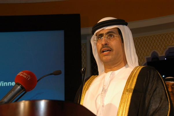 HE. Saeed Mohammed Al Tayer, Managing Director & CEO (DEWA), UAE