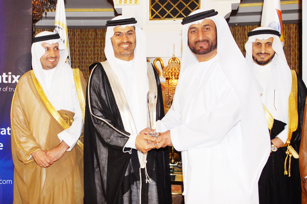 Multiple Industry CEO of the Year,  Abdullatif Al Mulla CEO of TECOM Investments