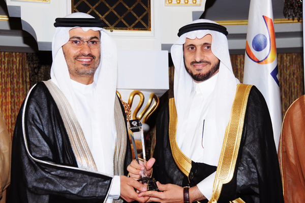 Health Care Industry CEO of the Year, Dr. Abdullah Al-Amro King Fahd Medical City CEO