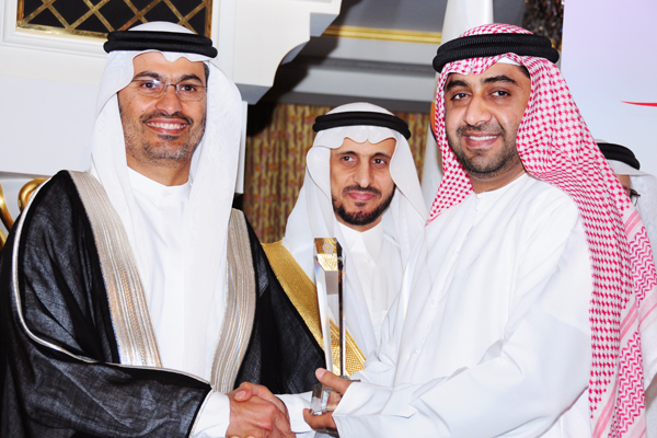 Telecom and Technology CEO of the Year ,  Mr. Ahmed BIN Ali Senior Vice President / Corporate Communications at Etisalat