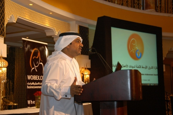 Ali Al Kamali, Chairman, Middle East Excellence Awards Institute