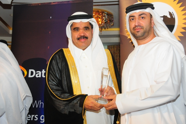 Corporate Management CEO Excellence Award, Dr. Ali Mohammad Al-Khouri, Managing Director, Emirates Identity Authority