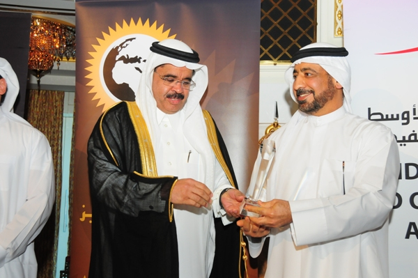 Multiple Industry CEO Excellence Award, Ahmed Butti Ahmed, Director General of Dubai Customs