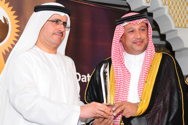 Environmental Stewardship Excellence Award, Mr Khalid   Abuleif, Manager; Saudi Aramco Environmental Protection Department