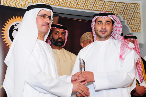 EMunicipal Excellence Award , Abu Dhabi Municipality, Mohammed Ali Al Marrar, Customer Services Division Manager