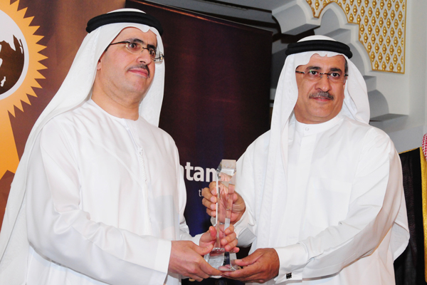 Public Safety Improvement Excellence Award, Mr. Abdullah AL rafaie, Assistant General Director for Support,  Dubai Municipality