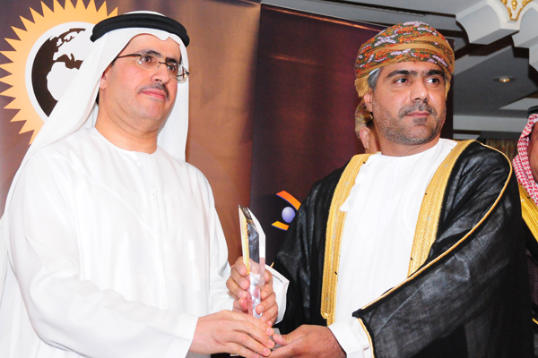 Heritage Conservation Excellence Award, Sheikh Mansour Bin Suleiman Al Nabahani, Director of International Public Relation , Muscat Municipality
