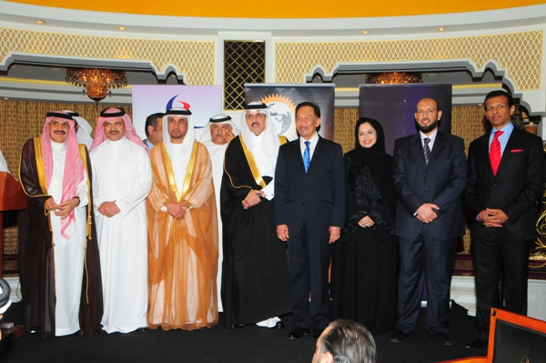 9th Middle East CEO of the Year Award winners with chief guest Hon. Dato Seri Anwar Ibrahim, Former Deputy Prime Minister of Malaysia
