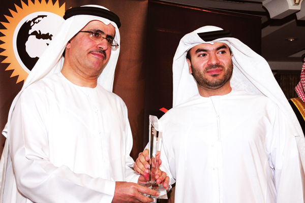 Municipality City Governance Excellence Award, Abu Dhabi Municipality, Yousif   Khoury , Head of Excellence Section