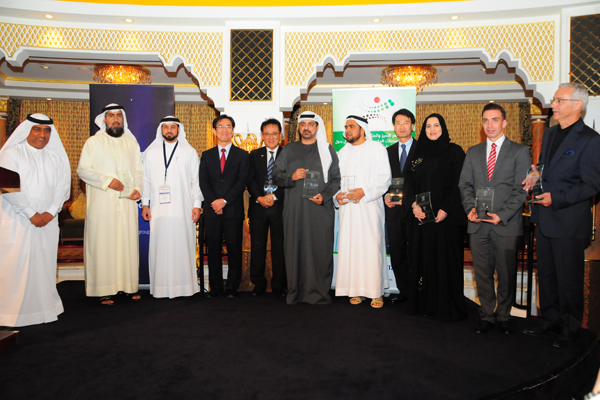9th Middle East Smart Government and City Customer Care Excellence Awards Winners