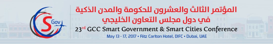 23rd GCC Smart Government and Smart Cities Conference