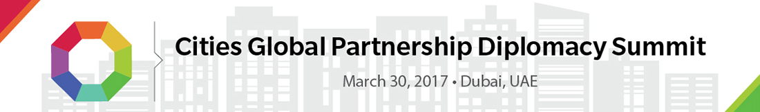 Cities Global Partnership Diplomacy Summit