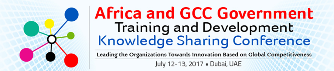 Africa and GCC Government Training and Development Knowledge Sharing Conference