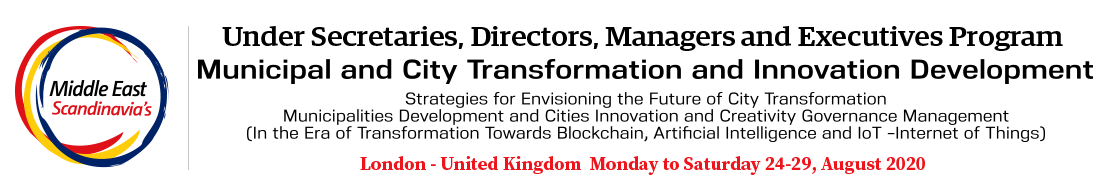 Municipal and City Transformation and Innovation Development Program