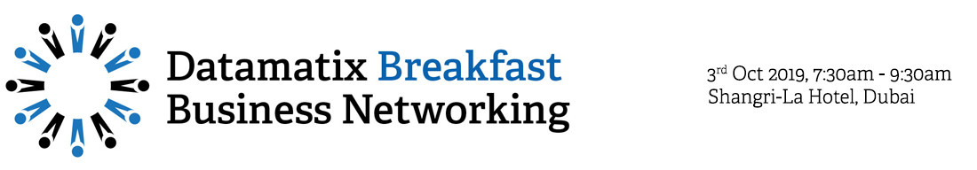 Datamatix Breakfast Business Networking