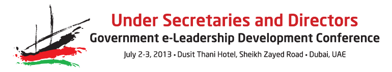Under Secretaries and Directors Government e-Leadership Development Conference